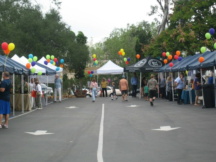 The 2nd Annual Rancho Santa Fe Garden Fair & Market will be held Saturday, Sept. 10