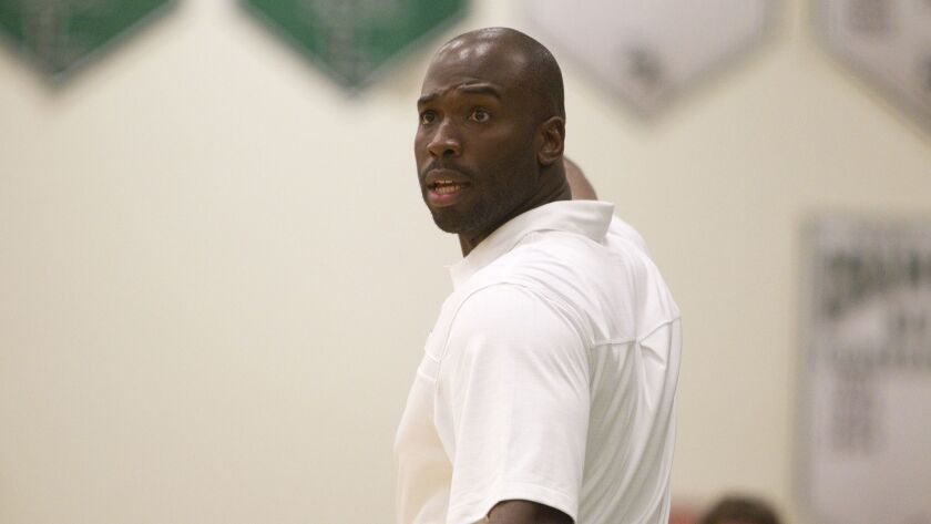 Jason Bryant is now the coach of Mater Dei Catholic.
