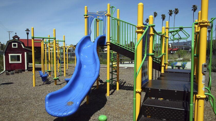 West Oakland Park and Urban Farm