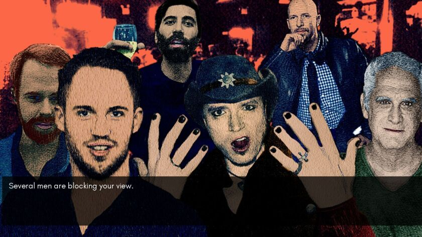 He said, she squirmed: The pickup artist game that is the talk of IndieCade and may help us communicate better