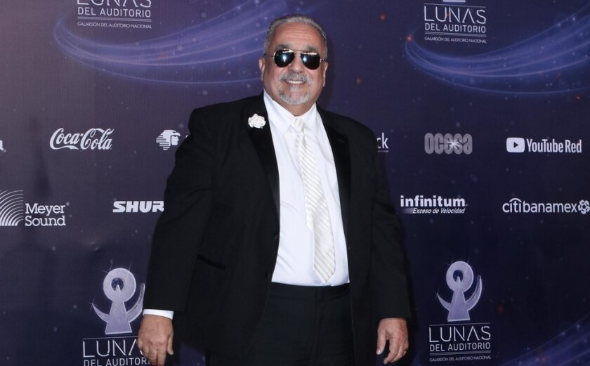 Willie Colón fue trasladado a un hospital de Nueva York.