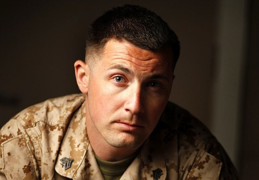 Lawrence Hutchins III continues to fight his conviction for murder in a major Iraq war crimes case. The Camp Pendleton Marine's request for parole was denied.
