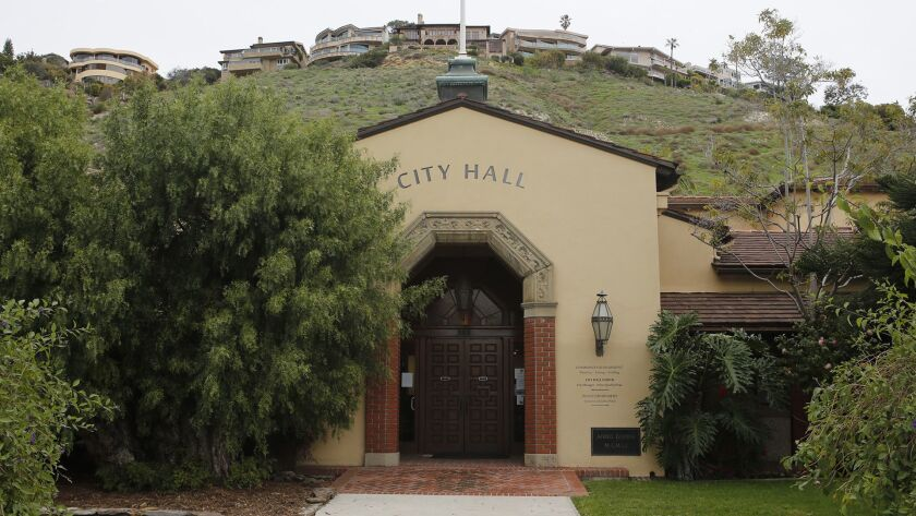 Laguna Beach council to consider changing campaign contribution limits