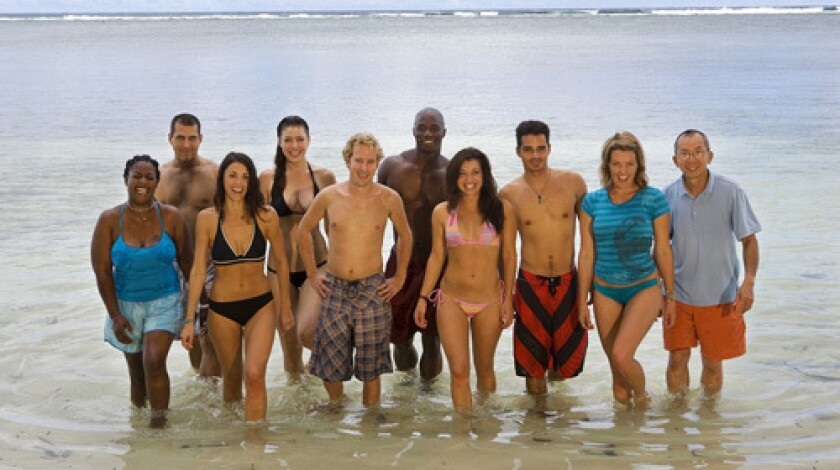 "The average audience for the ""Survivor"" franchise is now about half the 29.8-million viewers for ""Survivor II"" back in '01."