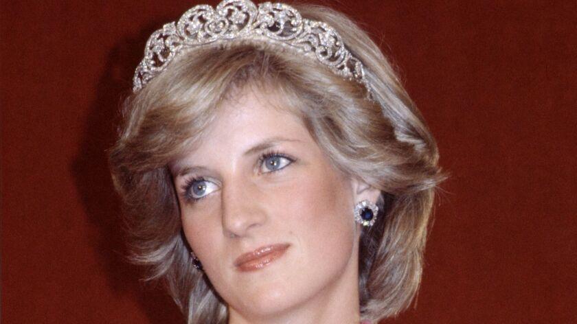 Prince Charles and Princess Diana on a royal tour of Australia - Apr 1983