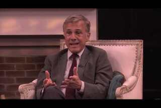 'Hollywood Sessions': Christoph Waltz on his Oscars