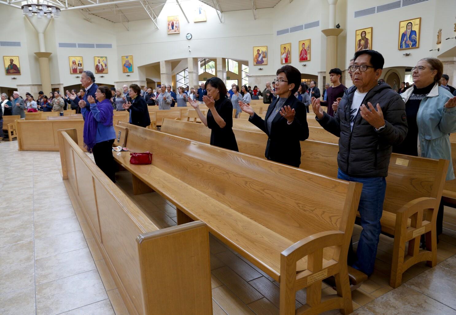 Met Church Keller Christmas Service Times 2020 Coronavirus: Some San Diego church services still happened Sunday
