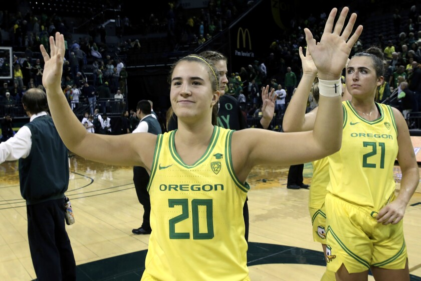 AP Women's Player of the Year Basketball