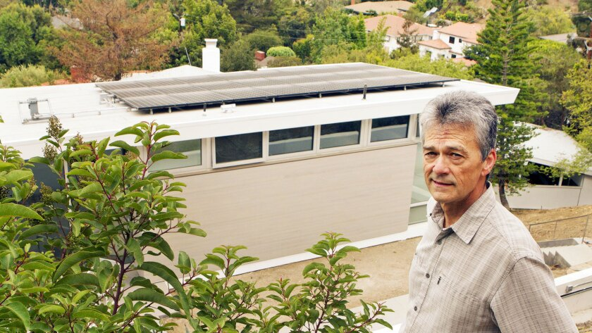 Gerry Hans has waited since January for the DWP to get his solar energy system up and running.