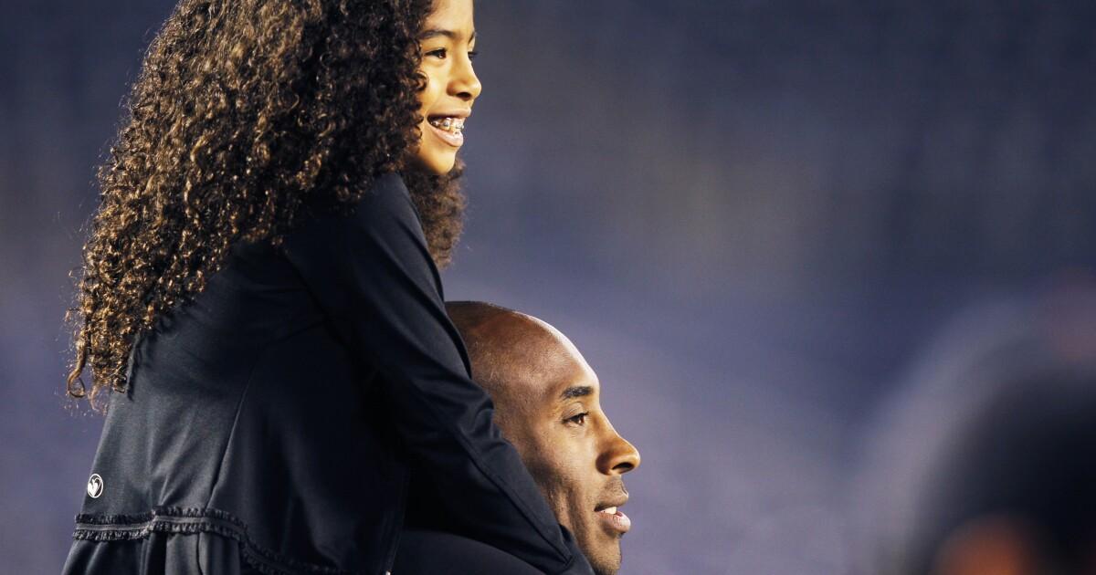 Kobe Bryant Mamba Sport-Stiftung ändert Namen zu Ehren Gigi