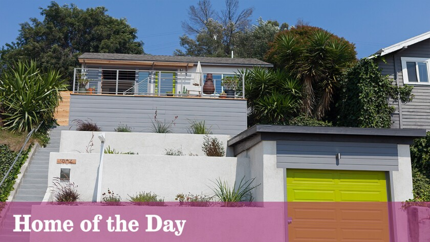 Home of the Day: Modern bungalow maximizes style and square