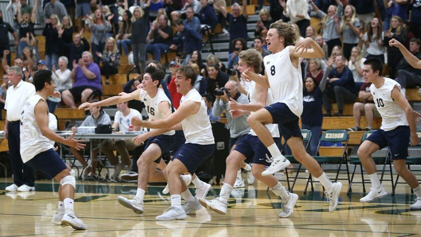 High School Boys' Volleyball Preview: Newport Harbor is the team ...