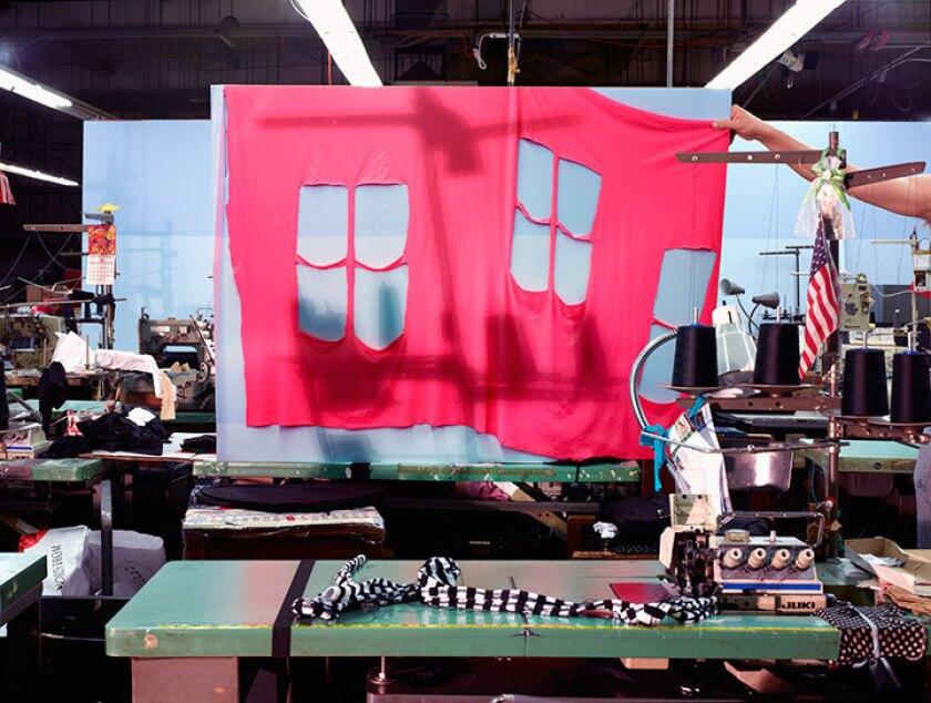 "Anthony Lepore, ""Window Treatment,"" 2015"