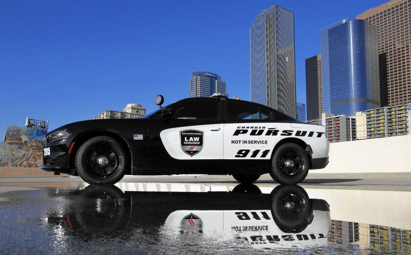 Dodge Charger Pursuit >> Carmakers Are In Hot Pursuit Of Fleet Sales To Law