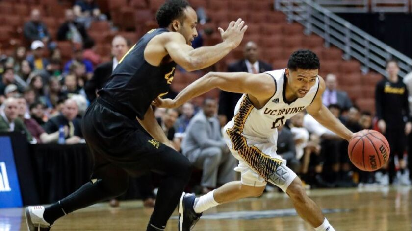 Big West basketball: Anteaters smother 49ers to reach championship