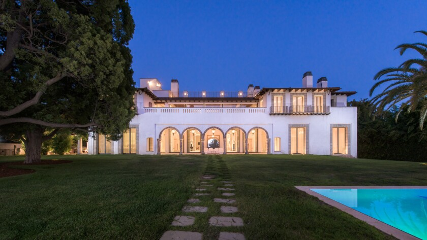 Mr. Chow's Holmby Hills mansion | Hot Property
