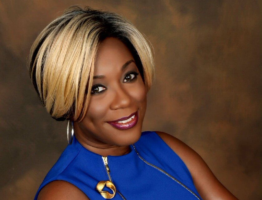 Sharon-Franklin Brown is the new president of the board for Christopher Street West, the event producer for LA Pride.