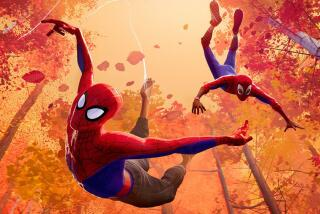 'Spider-Man: Into the Spider-Verse' review by Justin Chang