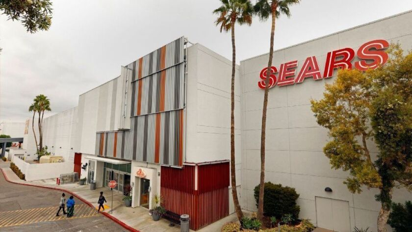 The Sears store in Baldwin Hills is not on the closure list.