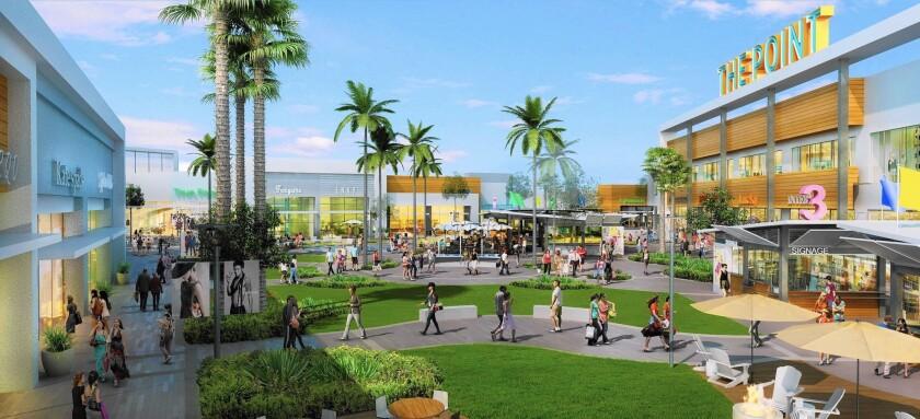 El Segundo mall