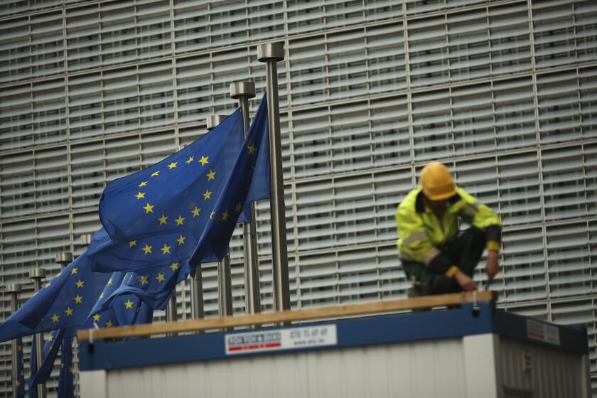 Belgium Europe Brexit