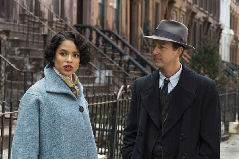 Image result for motherless brooklyn movie