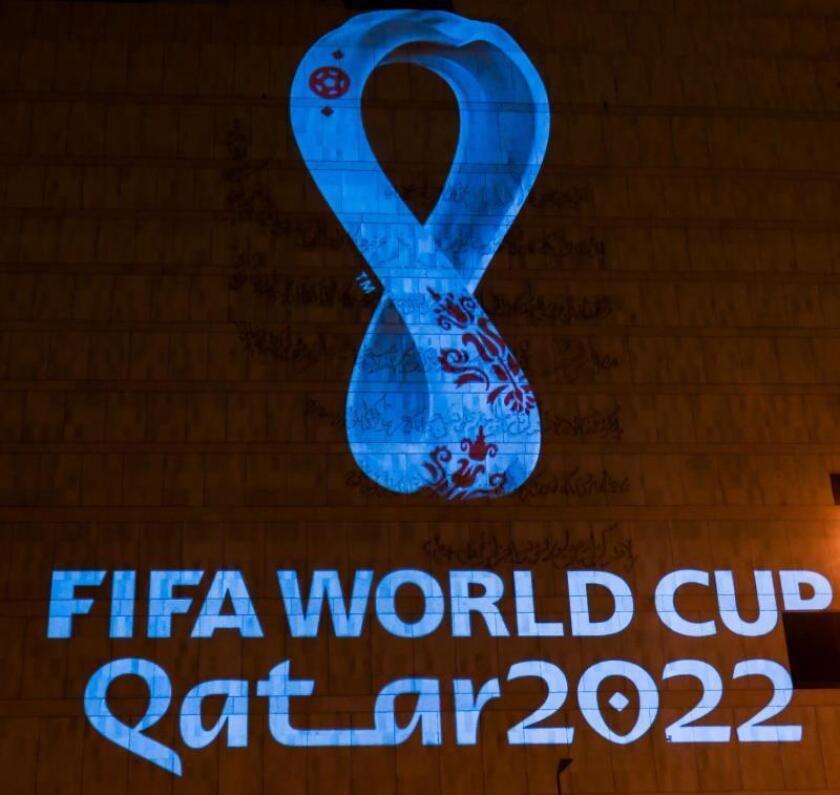 Un símbolo del infinito con doble significado, logo del Mundial de Catar