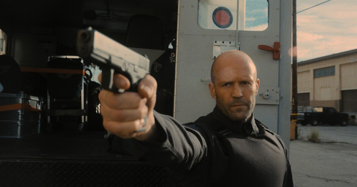 Review: Guy Ritchie, Jason Statham, guns and mayhem are lethally reunited in 'Wrath of Man'