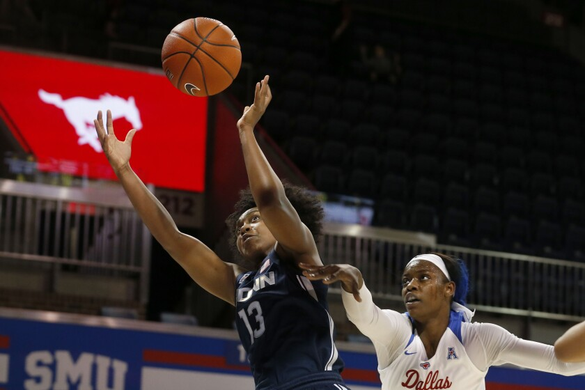 UConn SMU Basketball