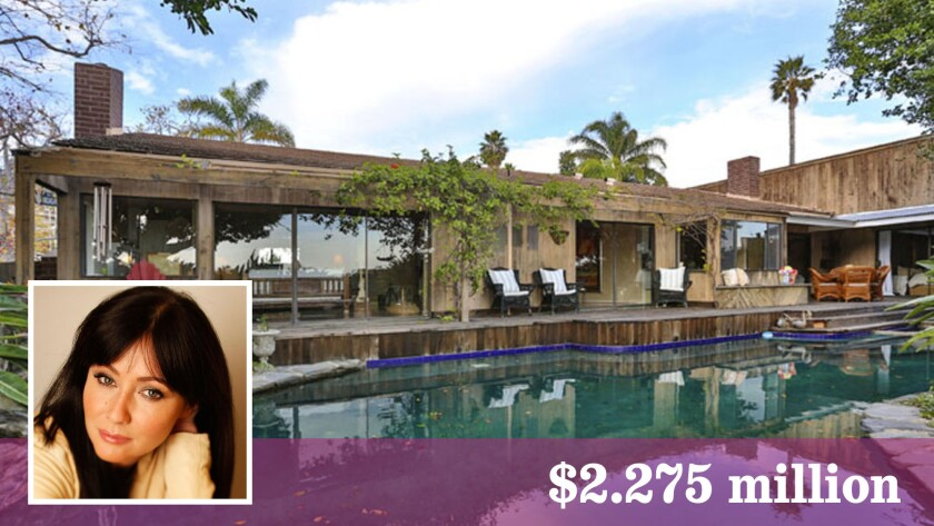 Hot Property | Shannen Doherty