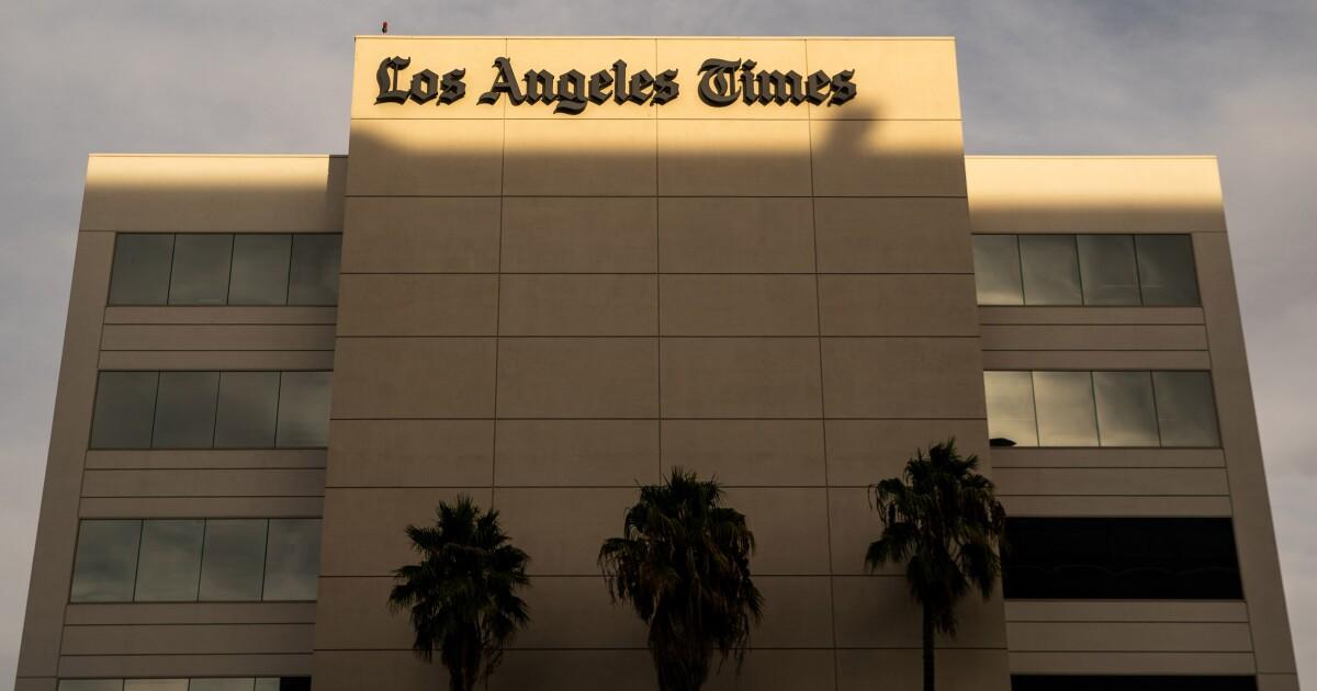 Los Angeles Times erreicht historische Vereinbarung mit seinem newsroom union
