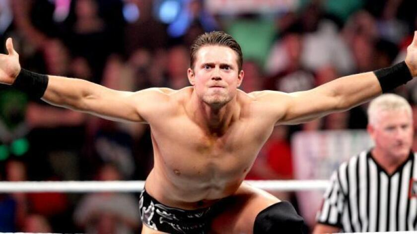 WWE superstar The Miz talks about SummerSlam and his new movie