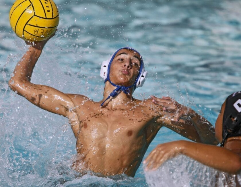 Late surge propels Burbank High boys' water polo past Hoover