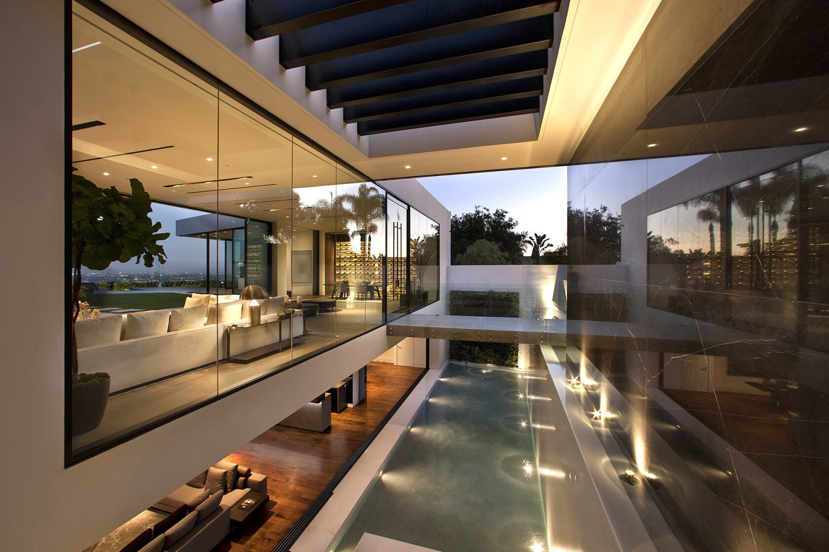 New Book Details Architect Paul Mcclean S Ultramodern Homes Los Angeles Times