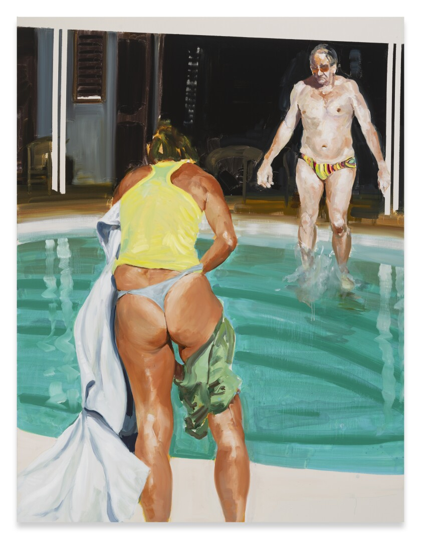 Eric Fischl at Sprüth Magers