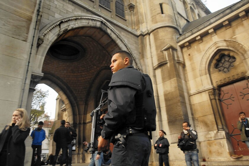 The terrorist attacks in Paris and the subsequent hunt for suspects exposed Europe's security gaps.