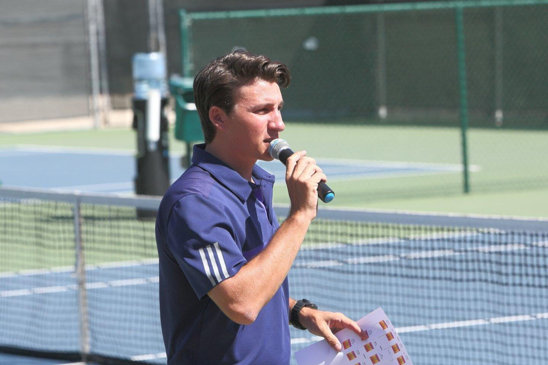 RSF Tennis Club Team Olympics