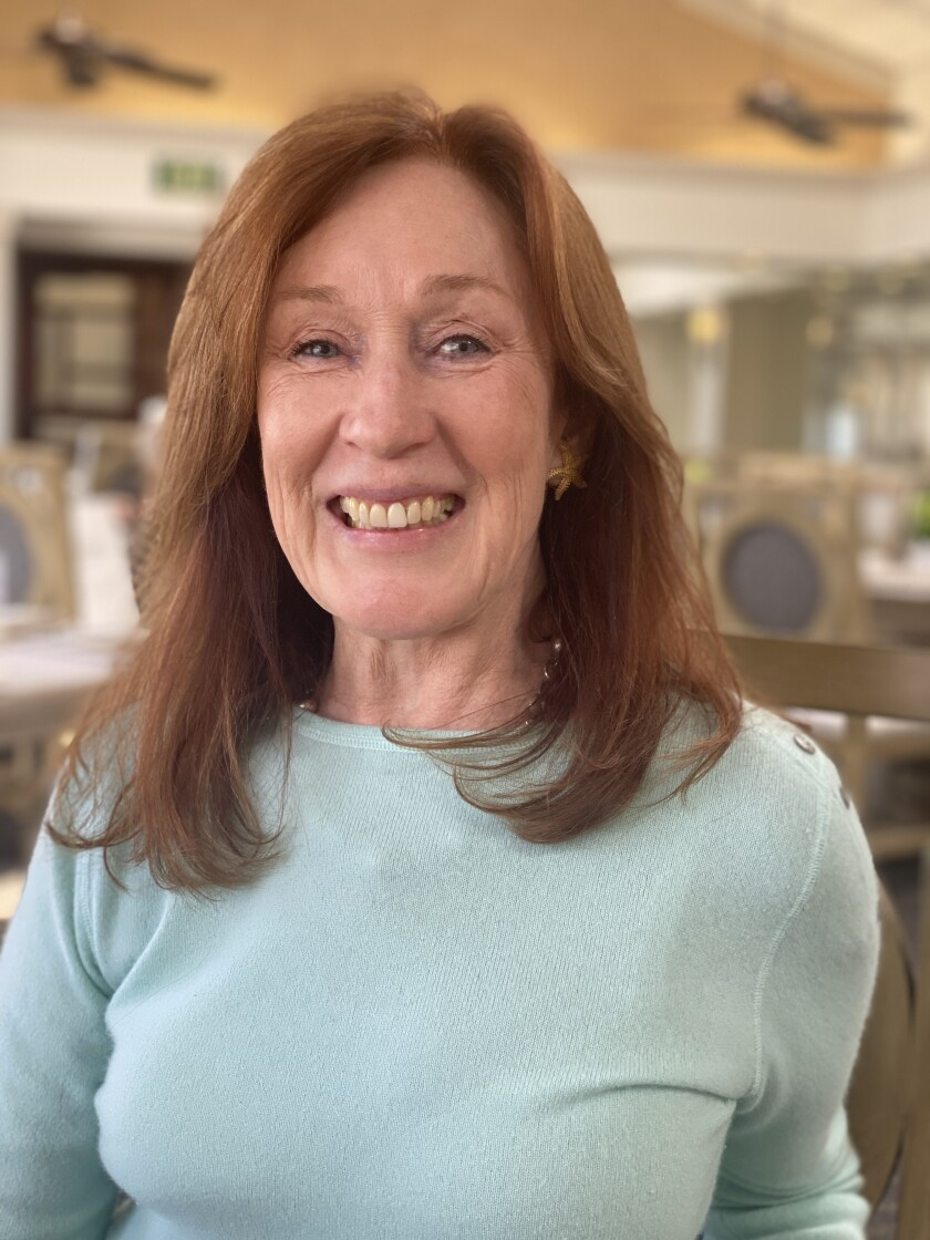 Literary agent and La Jolla resident Margret McBride started her company in La Jolla in 1980.