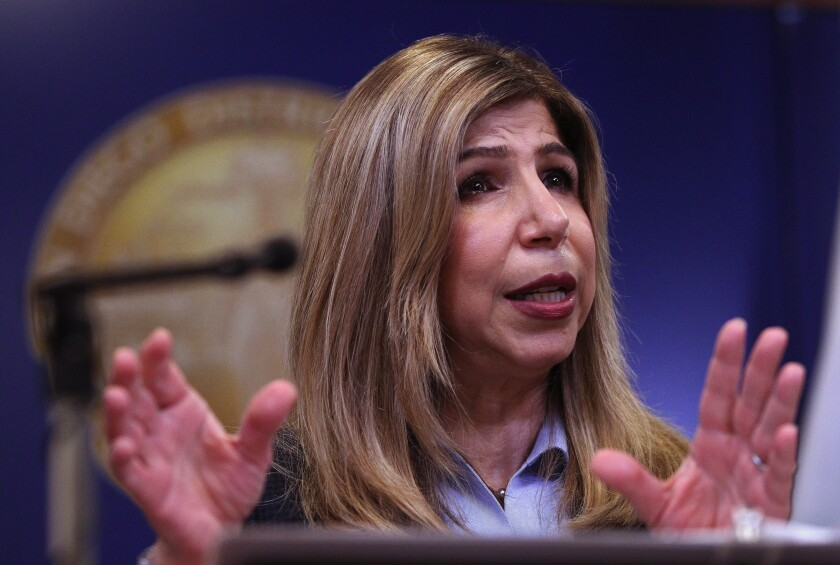 San Diego County District Attorney Summer Stephan