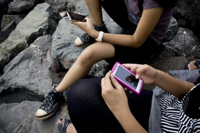 Is your smartphone making you fat?
