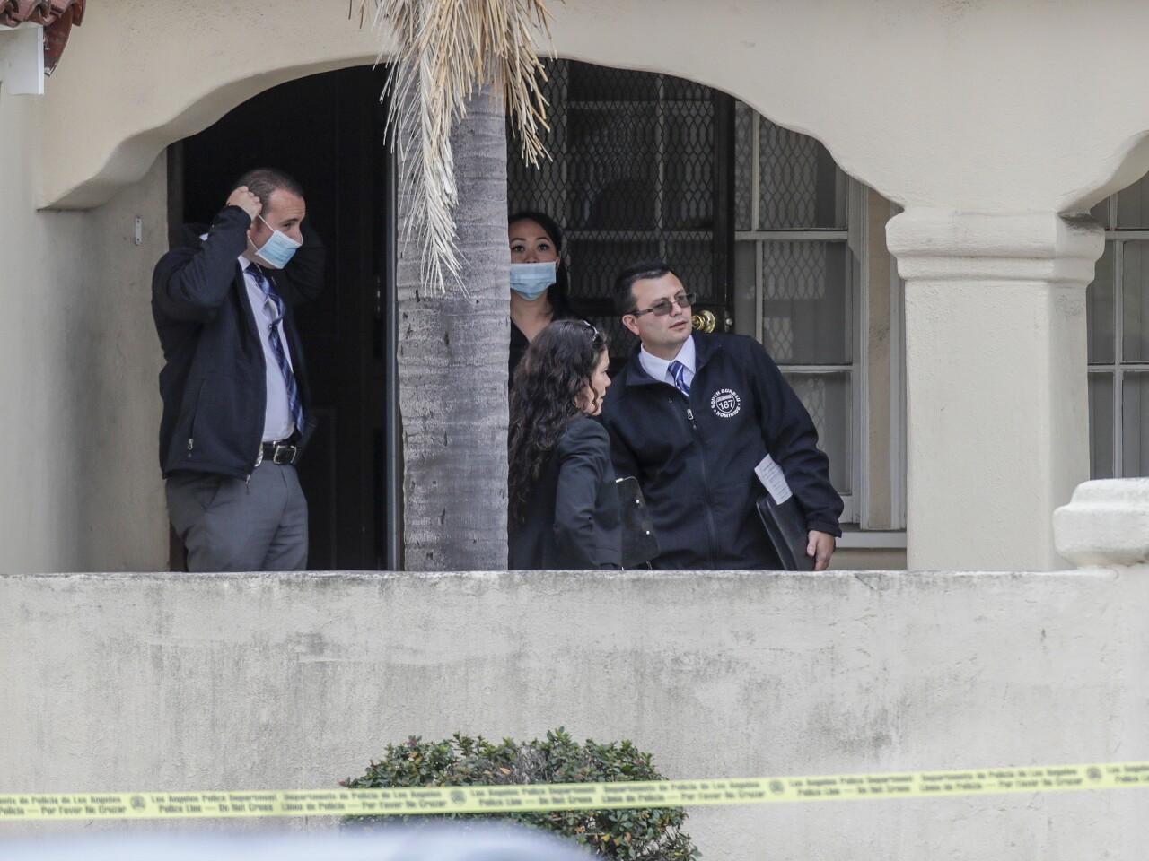 3 found dead in Leimert Park home
