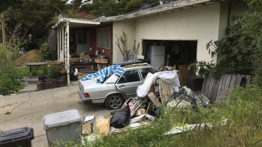 A condemned home in Fremont, Calif., with holes in the roof and mildew in the pipes sold last month for $1.23 million.