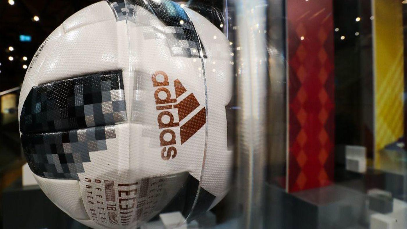 aumento Gran Barrera de Coral quiero  Esta es la tecnología que encierra el nuevo balón del Mundial 2018 - Los  Angeles Times