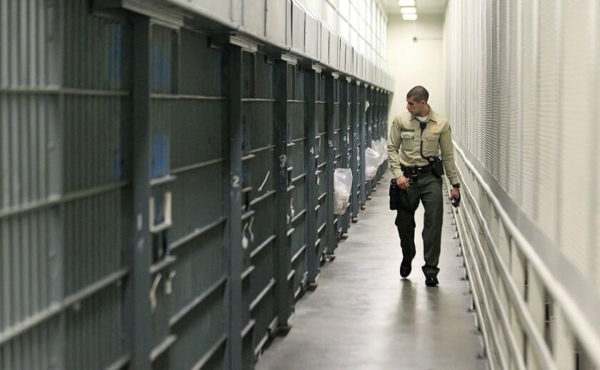 Men's Central Jail