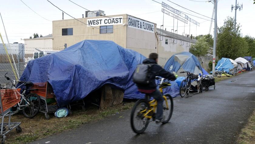 Election 2020 Portland Homeless Tax
