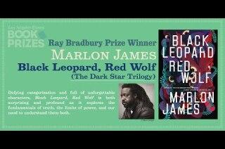 Los Angeles Times Book Prizes: Marlon James, Ray Bradbury Prize