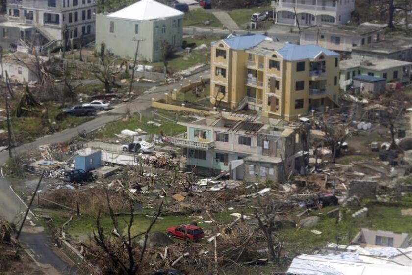 La comunidad internacional prometió hoy unos 1.400 millones de dólares en ayudas a los países del Caribe para recuperarse tras el paso de los huracanes Irma y María y para mejorar su protección frente a nuevas catástrofes naturales. EFE/ARCHIVO