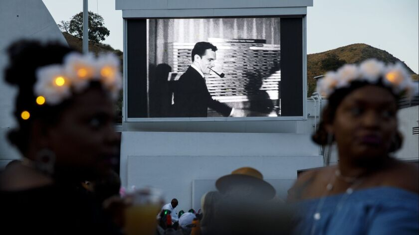 The 2018 Playboy Jazz Festival in Hollywood