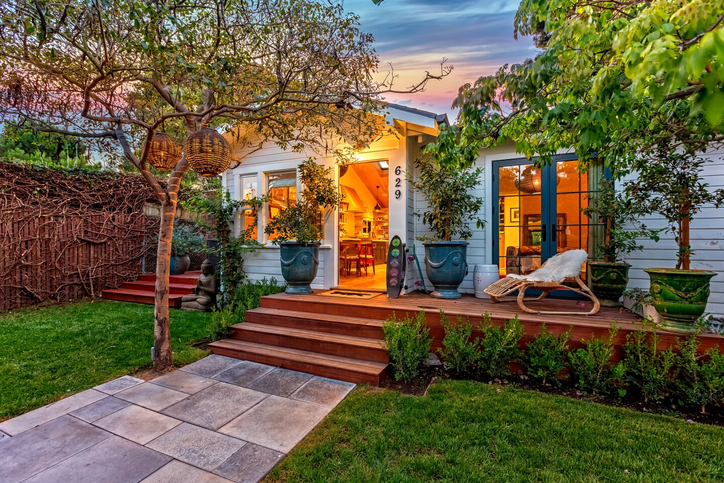 Dowdy Venice cottages transform into eclectic wonders