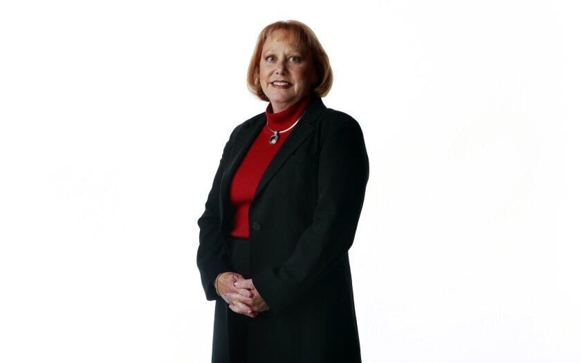 Debbie Case of Meals-on-Wheels Greater San Diego